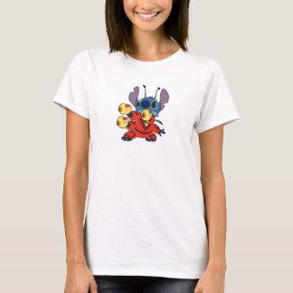 Lilo & Stitch's Stitch with Ray Guns T-Shirt