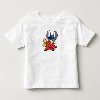 Lilo & Stitch's Stitch with Ray Guns Toddler T-shirt