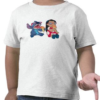 Lilo y Lilo y la puntada de la puntada que comen Camiseta
