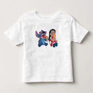 Lilo y Lilo y la puntada de la puntada que comen Tee Shirt