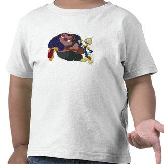 Lilo y Pleakley y Jumba de la puntada Camisetas