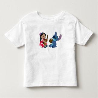 Lilo y puntada camisetas