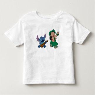 Lilo y puntada t shirt