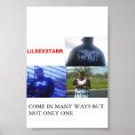LILSEXSTARR POSTER