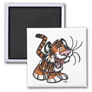 Lil'Tiger magnet