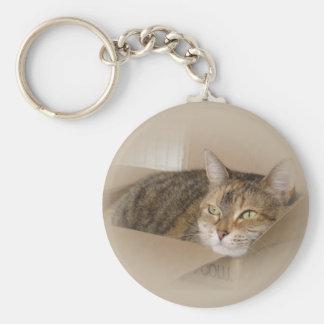 Lily #1 keychain