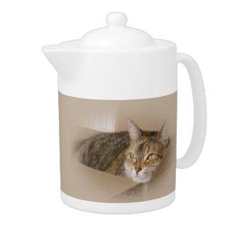 Lily #1 teapot