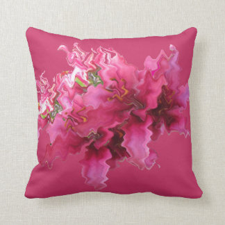 Lily Abstract Pillow