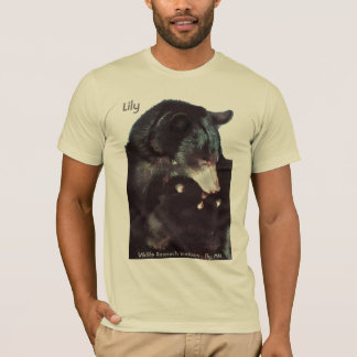 Lily and Cubs - R. Hamilton - short sleeve T-Shirt