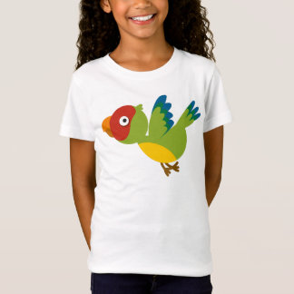 Lily and Emma: Pria the Lovebird T-Shirt
