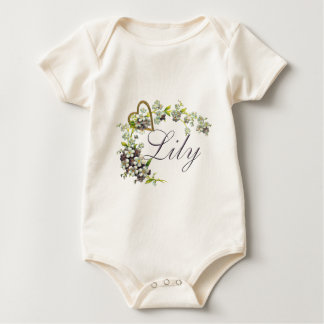 Lily Baby Bodysuit