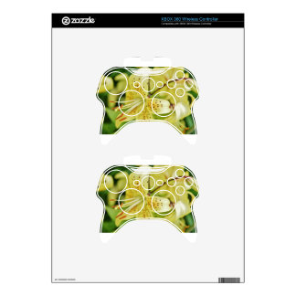 Lily Blooms  Wedding Parties Xbox 360 Controller Skin