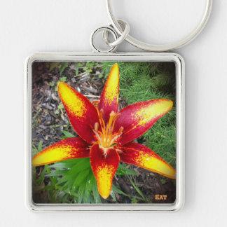 Lily Boom Keychain