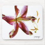 """""""Lily"""" by J. Maya Luz Mouse Pads"""