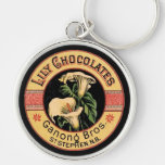 Lily Chocolates Keychains