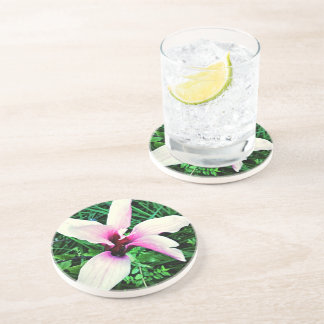 Lily effect coaster