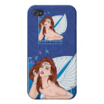 Lily Fairy iPhone Case iPhone 4/4S Case