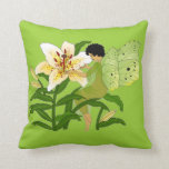Lily Fairy Pillow