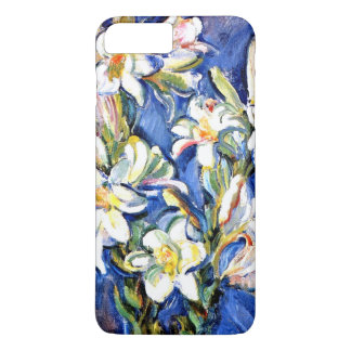 Lily, floral painting iPhone 7 plus case