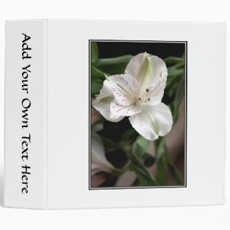 Lily Flower. Binder