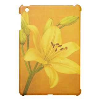 Lily Flower iPad Mini Cover