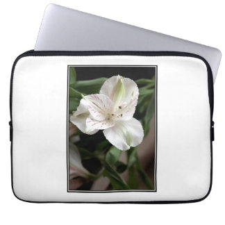 Lily Flower Laptop Sleeve