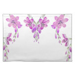 Lily Flowers Place Mat Cloth Place Mat