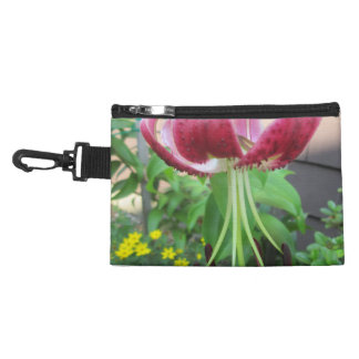Lily Green Maroon Garden Plant Accessories Bags