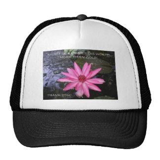 LILY GREETINGS 2 TRUCKER HAT