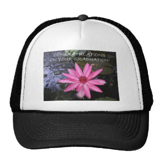 LILY GREETINGS TRUCKER HAT