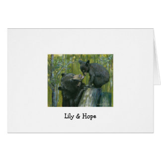 lily&hope©(2) cards