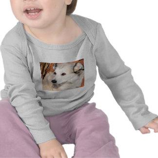 Lily - Husky Terrier Hybrid Photo-10 T-shirt