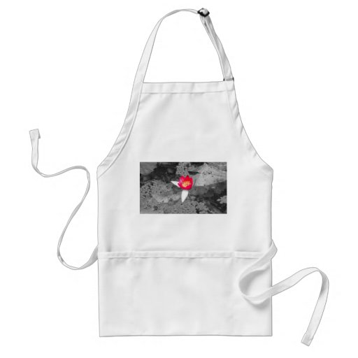 Lily in the Darkness Apron