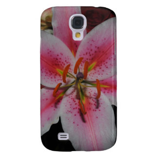 Lily iPhone Case Samsung Galaxy S4 Case