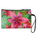 Lily - Iridescent Red (Luke 12:15) Wristlet Clutches