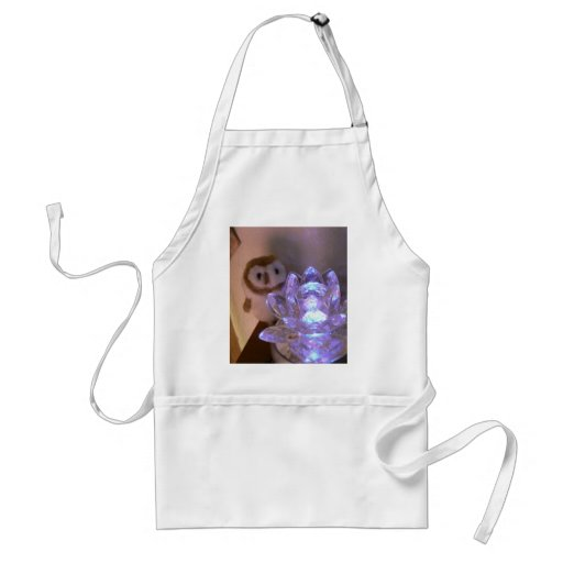 Lily Light Adult Apron