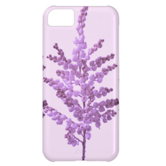 LILY LILLY Flower - Moonshine Violet Voilet iPhone 5C Case