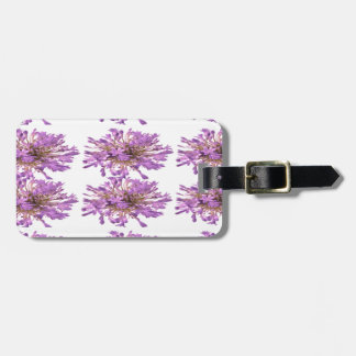 LILY LILLY Flower - Purple Violet Voilet Travel Bag Tags