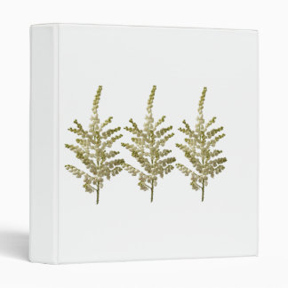 LILY LILY : Flower Floral Binder