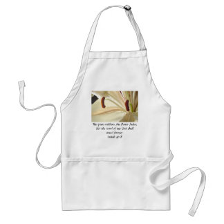 Lily of Light Adult Apron