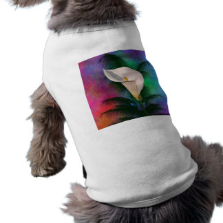 Lily of Love.. Pet Tee Shirt