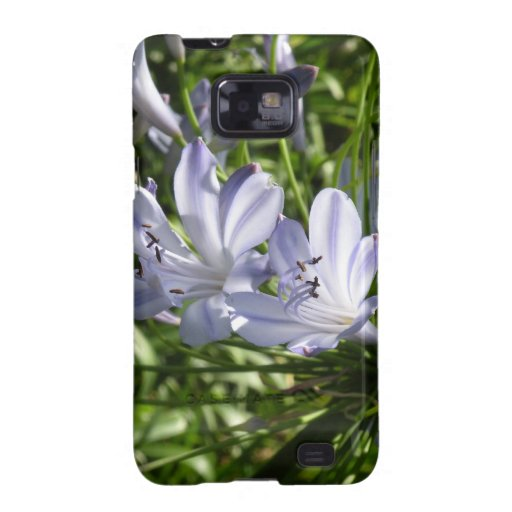 Lily of the Nile Samsung Galaxy SII Cases
