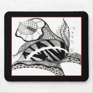 Lily of the Sea Mousepads