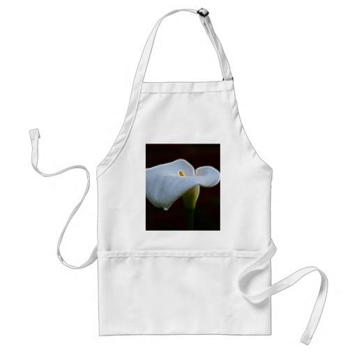 Lily of the Valley and meaning Adult Apron