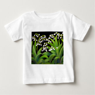 Lily of the Valley Baby T-Shirt