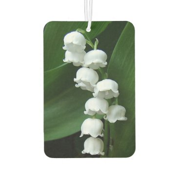 deemac1 Lily of the Valley Car Air Freshener