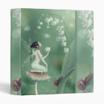 Lily of the Valley Fairy Binder