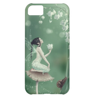 Lily of the Valley Fairy Cover For iPhone 5C