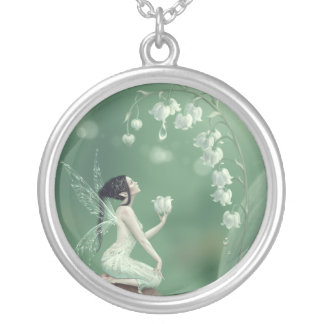Lily of the Valley Fairy Necklace