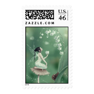 Lily of the Valley Fairy Postage